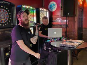 cheers karaoke night