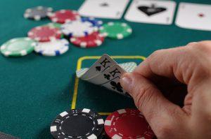 poker night at cheers